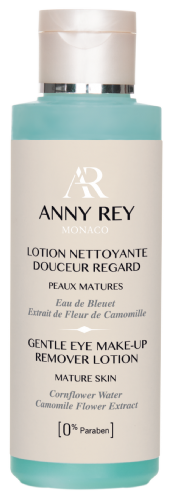 Anny Rey Gentle Eye Make-Up Remover Lotion 125ml